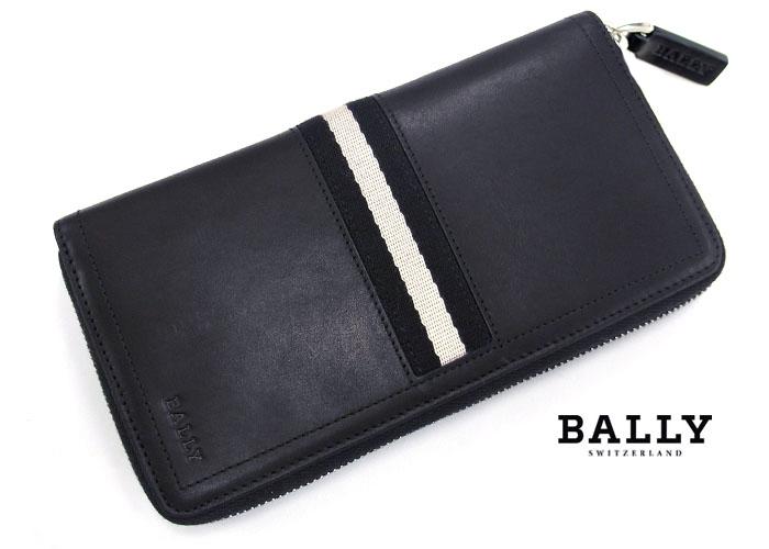 BALLY BALLY バリー TASYO バリー ラウンドファスナー長財布 290 TASYO/ブラック, セレブbyエンデバー:f364724c --- officewill.xsrv.jp