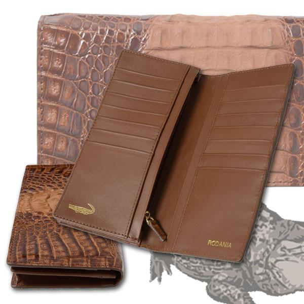 b5f642d329dc ロダニア ワニ革 長財布 ブラウン 商品説明 ロダニア(RODANIA):イタリアの高級ファッション?バッグのブランド。