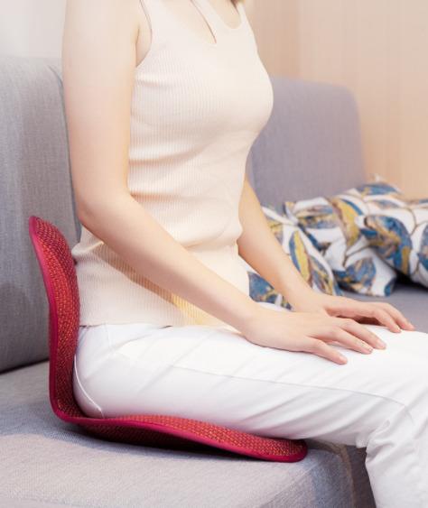 身体は 期間限定の激安セール 美姿勢を記憶する 骨盤 姿勢ケア スタイル ディープブラウン 座椅子 姿勢矯正 バースデー 記念日 ギフト 贈物 お勧め 通販 骨盤矯正 腰痛対策 クッション 補整
