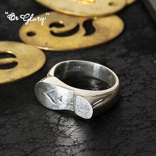 Lilac/ライラック ブーツリング 010R[メンズ リング 指輪 メンズアクセサリー おしゃれ かっこいい 紳士 秋服 秋物 秋 冬服 冬物 冬 大人 彼氏 プレゼント]