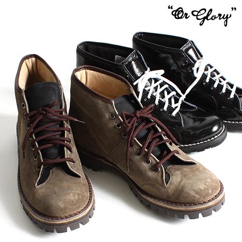 [SALE]OR GLORY/オアグローリー OG モンキーブーツ 81432007 [メンズ シューズ 靴 ブーツ おしゃれ かっこいい 紳士 秋服 秋物 秋 冬服 冬物 冬 大人 彼氏 プレゼント]