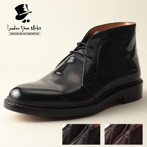 London Shoe Make/ロンドンシューメイク チャッカブーツ LSM502 2016ss[メンズ 靴 ブーツ 革 革靴 おしゃれ かっこいい 紳士 秋服 秋物 秋 冬服 冬物 冬 大人 彼氏 プレゼント]