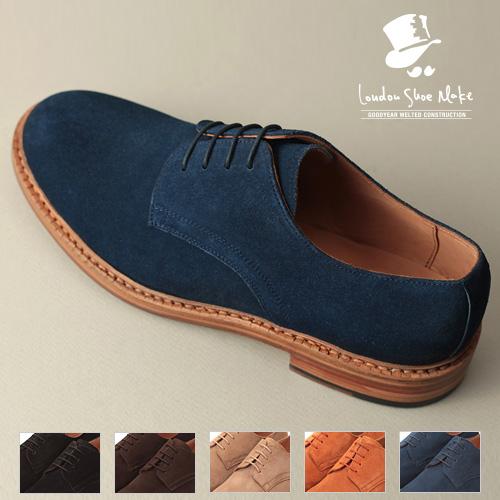 London Shoe Make/ロンドンシューメイク デザートダービー LSM605 2016ss[メンズ 靴 ブーツ 革 革靴 おしゃれ かっこいい 紳士 秋服 秋物 秋 冬服 冬物 冬 大人 彼氏 プレゼント]