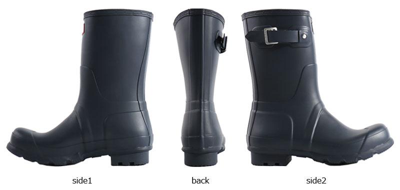 8141b61587a HUNTER/ hunter MENS ORIGINAL rain boots short MFS9000RMA [men shoes boots  shoes pullover boots rain boots rubber boots waterproofing fashion cool ...