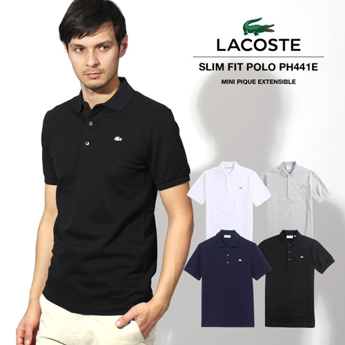 L1212 Sleeves Slim Ph441e Made Short Fitting Japanmen Product Gentleman Shirt In Cool Lacoste Crocodile Fashion Polo DeEYHW9I2