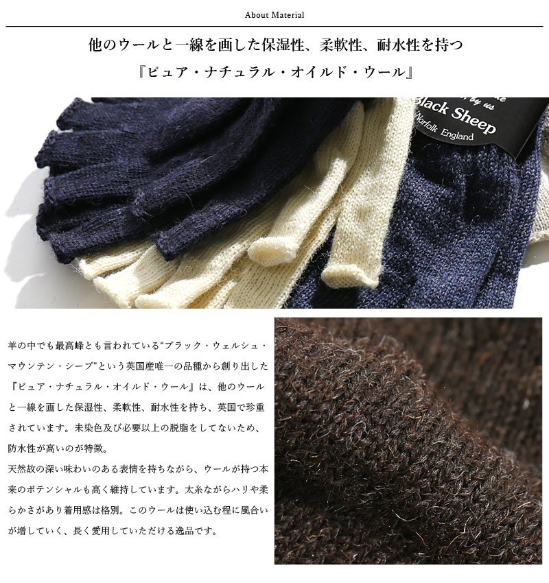 b96788ea0c1 ... BLACK SHEEP  black sheep fingerless knit glove FINGERLESS MIT FMITT   men knit gloves グローブ ...
