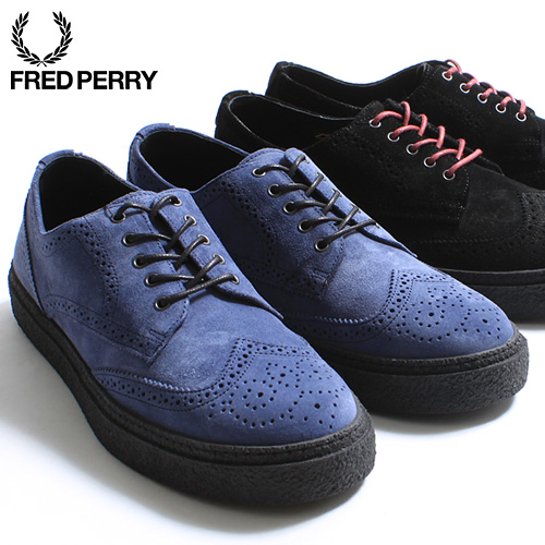 【FRED PERRY/フレッドペリー】DAVIES SUEDE B1126
