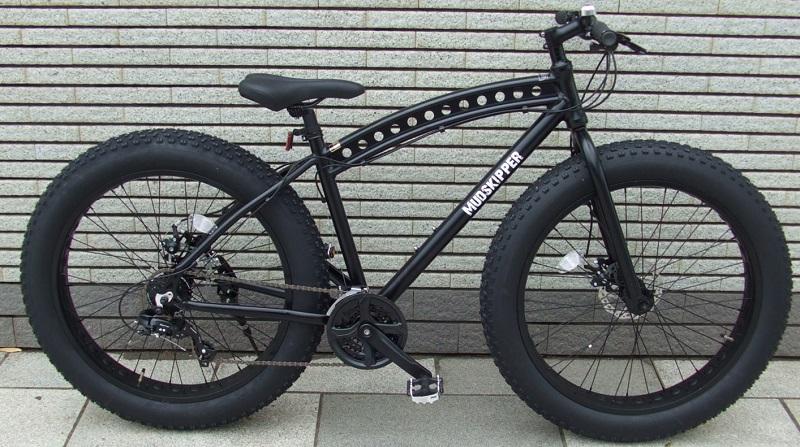 maddosukippa!!NEW FATBIKE脂肪摩托车(台灯不同的出售)