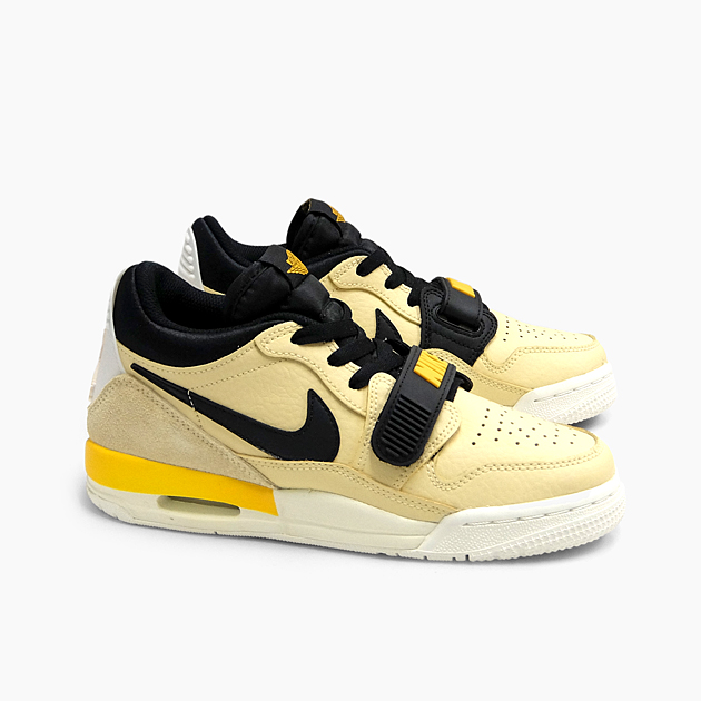 new style 7e21e 72eab NIKE Nike Air Jordan Legacy AIR JORDAN LEGACY 312 LOW GS [CD9054-200 PALE  VANILLA/UNIVERSITY GOLD] Lady's-adaptive girls Boys low-frequency cut ...
