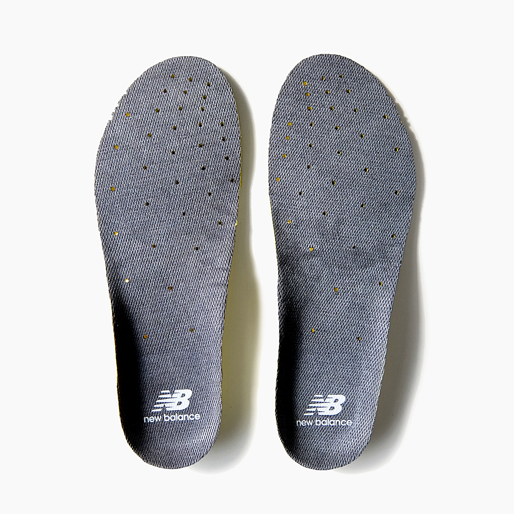 NEW BALANCE ニューバランス インソール NEWBALANCE RCP130 グレー 中敷き 衝撃吸収 軽量 年間定番 メンズ 交換用 運動靴 スニーカー 推奨 革靴 ランニングシューズ ジョギング プレゼント サイズ調整 ビジネスシューズ レディース キッズ