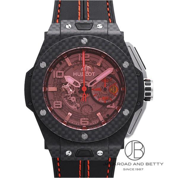 ウブロ HUBLOT ビッグバン フェラーリ オールブラック リミテッド 401.QX.0123.VR 【新品】 時計 メンズ
