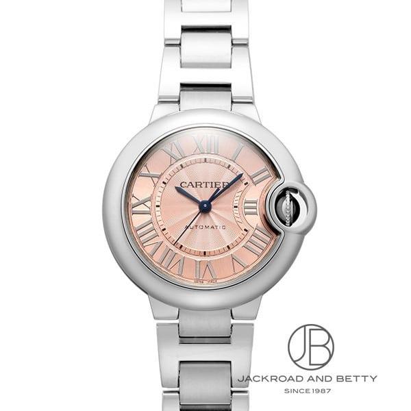 カルティエ CARTIER バロンブルー W6920100 【新品】 時計 レディース