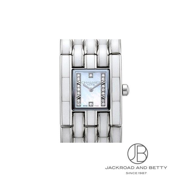 ショーメ CHAUMET ケイシス ホワイトクリスタル W19635-35A 【新品】 時計 レディース