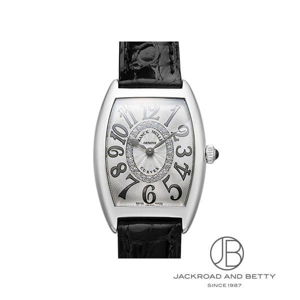 フランク・ミュラー FRANCK MULLER トノーカーベックス 1752QZRELCD1R 【新品】 時計 レディース