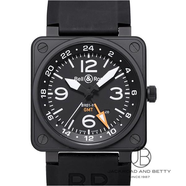 ベル&ロス BELL&ROSS BR01-93 GMT BR01-93 GMT-R 【新品】 時計 メンズ
