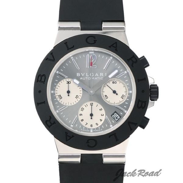 6802b3bed842 ブルガリ BVLGARI ディアゴノ クロノグラフ 【新品】 時計 メンズ ...