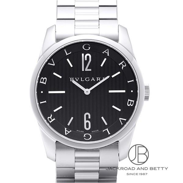 ブルガリ BVLGARI ソロテンポ ST42BSS 新品 時計 メンズ:ジャックロード 【腕時計専門店】