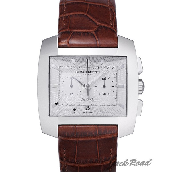 Baume & Mercier Hampton spirit XL Flyback chronograph / Ref.MOA08452