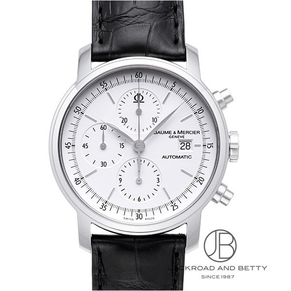 fca8f2f93591cd Categories. « All Categories · Watches · Men's Watches · Baume & Mercier  classima executives XL chronograph / Ref.