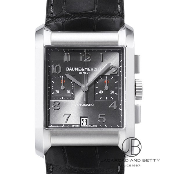 ボーム&メルシェ BAUME&MERCIER ハンプトン クラシック XL クロノグラフ MOA10030 【新品】 時計 メンズ