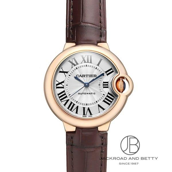 カルティエ CARTIER バロンブルー33mm W6920097 【新品】 時計 レディース