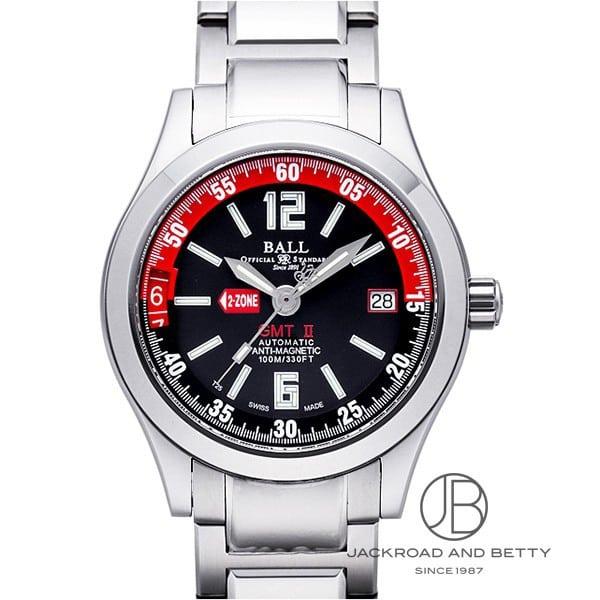 ボールウォッチ Ball Watch エンジニアマスターII GMT GM1032C-S1AJ-BKRD 【新品】 時計 メンズ