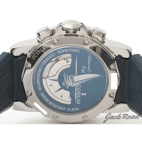 Corum admirals Cup 44 limited edition / 985.74.320
