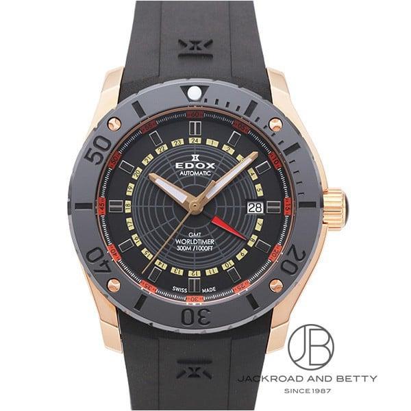 エドックス EDOX クラス1 GMT ワールドタイマー 93005-37R-NOJ 【新品】 時計 メンズ