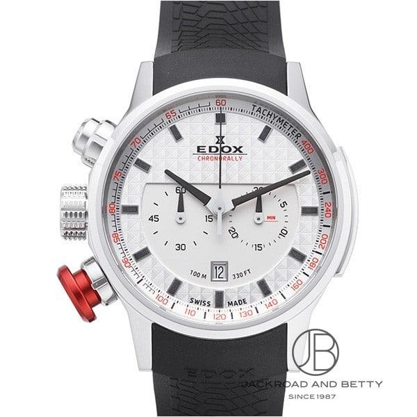 エドックス EDOX クロノラリー クロノグラフ 10302-3-AiN 新品 時計 メンズ