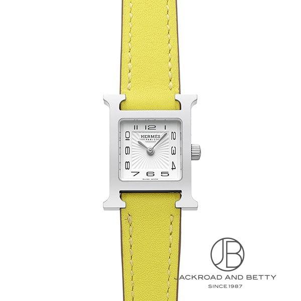 エルメス HERMES Hウォッチ ミニ 038956WW00 新品 時計 レディース