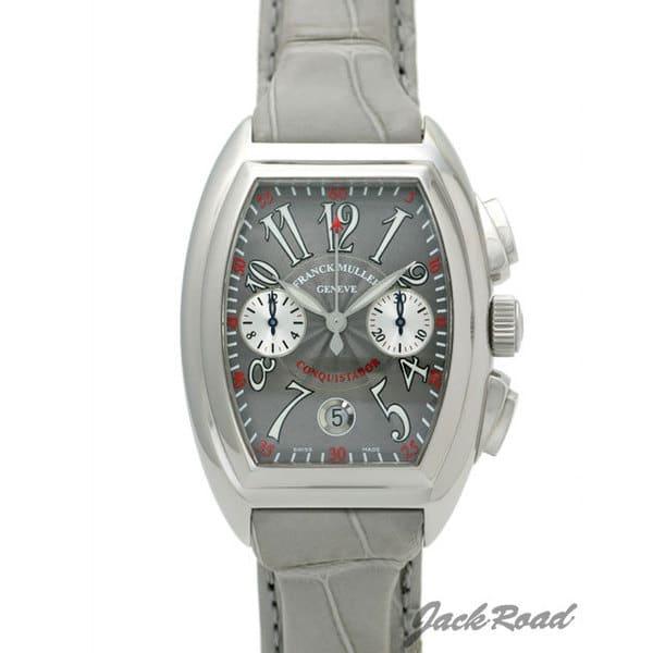 フランク・ミュラー FRANCK MULLER コンキスタドールクロノグラフ 8005CC 新品 時計 メンズ