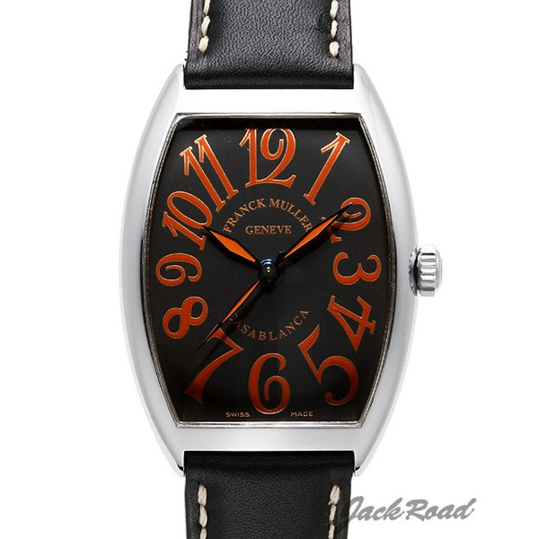 フランク・ミュラー FRANCK MULLER カサブランカ サハラ 6850CASA SAHARA 【新品】 時計 メンズ