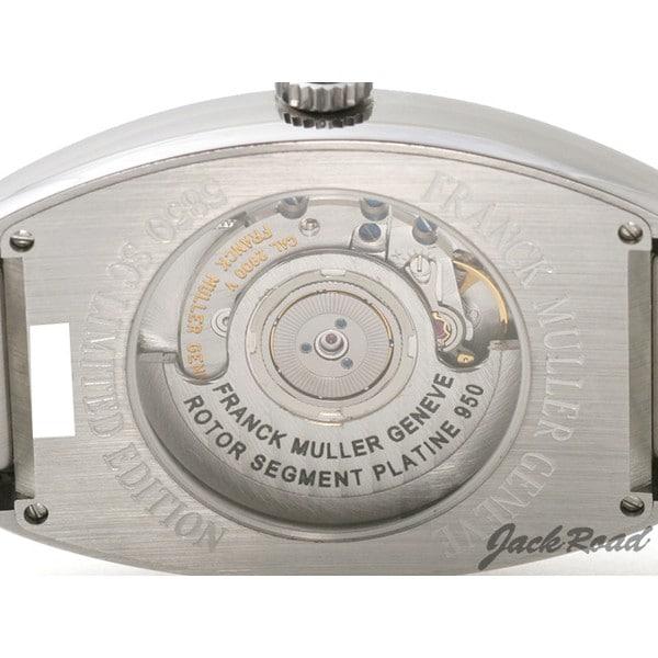 弗兰克·穆勒FRANCK MULLER tonokabekkusu限定型号5850SCLTD钟表人