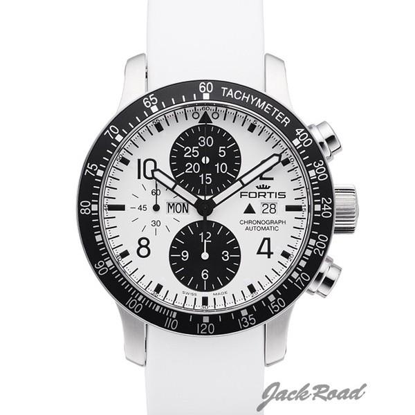 フォルティス FORTIS B-42 ストラトライナー クロノグラフ 665.10.12SI 新品 時計 メンズ
