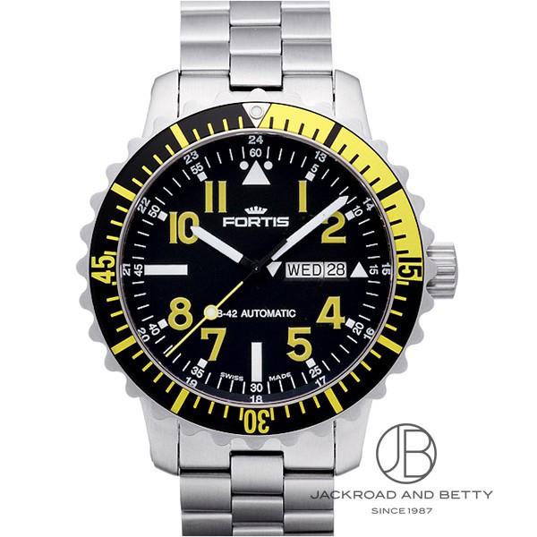 フォルティス FORTIS B-42 マリンマスター デイデイト 670.24.14M 新品 時計 メンズ