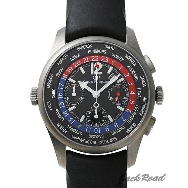 ジラール・ペルゴ GIRARD PERREGAUX WW.TC クロノグラフ 49805-21-651-FK6A 新品 時計 メンズ