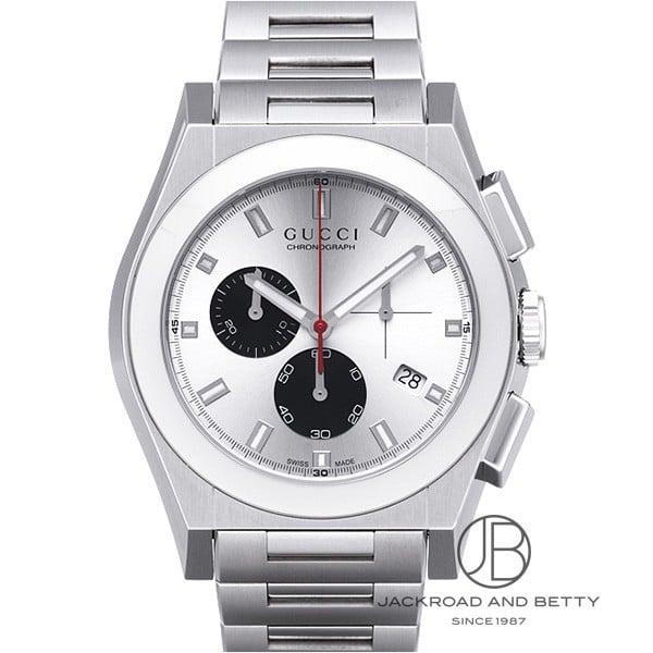 グッチ GUCCI パンテオン クロノグラフ YA115236 新品 時計 メンズ