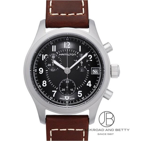 ハミルトン HAMILTON カーキ クロノグラフ H68582533 新品 時計 メンズ