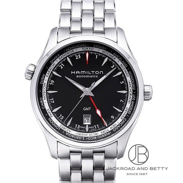 ハミルトン HAMILTON ジャズマスター GMT H32695131 新品 時計 メンズ