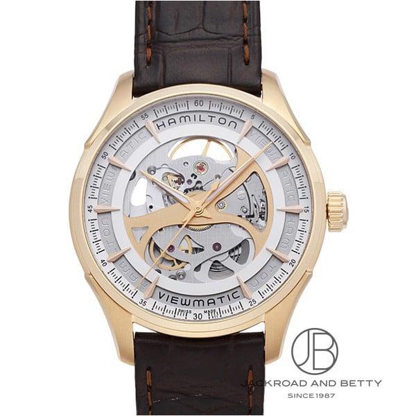 ハミルトン HAMILTON ジャズマスター ビューマティック スケルトン H42545551 新品 時計 メンズ