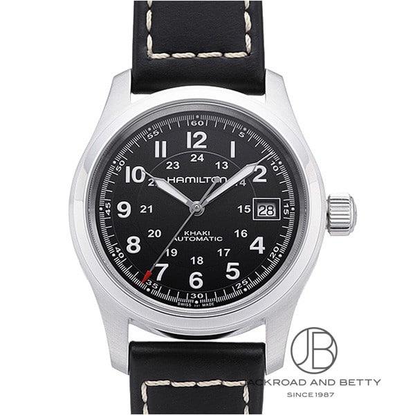 カーキ [海外輸入品] 【ショッピングローン24回金利0%】 HAMILTON H70455733 メンズ ハミルトン フィールドオート 時計 腕時計