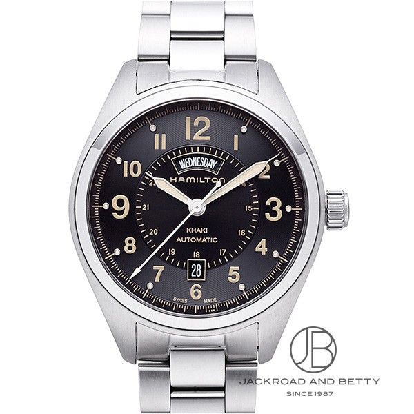 ハミルトン HAMILTON カーキ フィールド デイデイト H70505933 新品 時計 メンズ