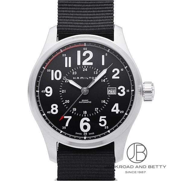 ハミルトン HAMILTON カーキ オフィサー オートマティック H70615833 新品 時計 メンズ