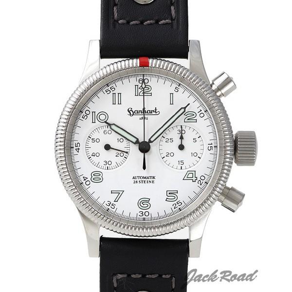 ハンハルト HANHART アドミラル クロノグラフ 715.0001.00 【新品】 時計 メンズ