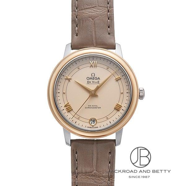 オメガ OMEGA デ・ヴィル プレステージ コーアクシャル 424.23.33.20.09.001 新品 時計 ボーイズ
