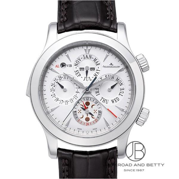 ジャガー・ル・クルト JAEGER LE COULTRE マスター グランド レヴェイユ Q163842A 新品 時計 メンズ