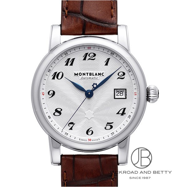 モンブラン MONTBLANC スター デイト オートマティック 107315 新品 時計 メンズ