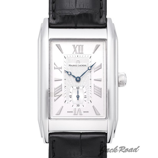 Maurice Lacroix MAURICE LACROIX masterpiece rectangular seconds MP7019-SS001-110 watches [men's]