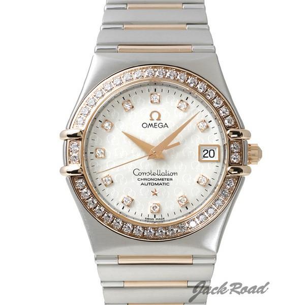 オメガ OMEGA コンステレーション ダイヤベゼル 1308.35 新品 時計 メンズ 白寿祝 迎春 お年賀