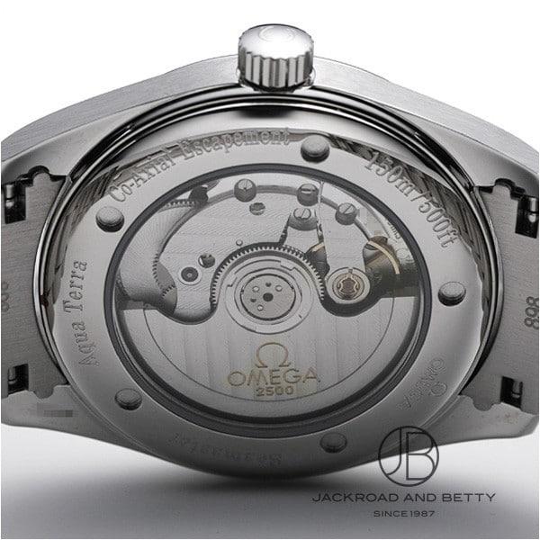 奥米伽OMEGA海主人Aqua太拉国内限定2503.60钟表人